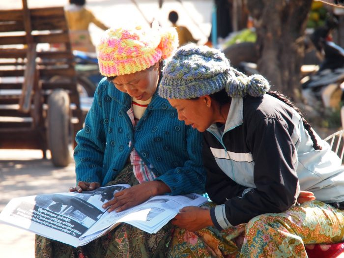 The constitution of Myanmar is the main obstacle preventing true equality and political participation for women in Myanmar. Photo: Paul Arps/Flickr