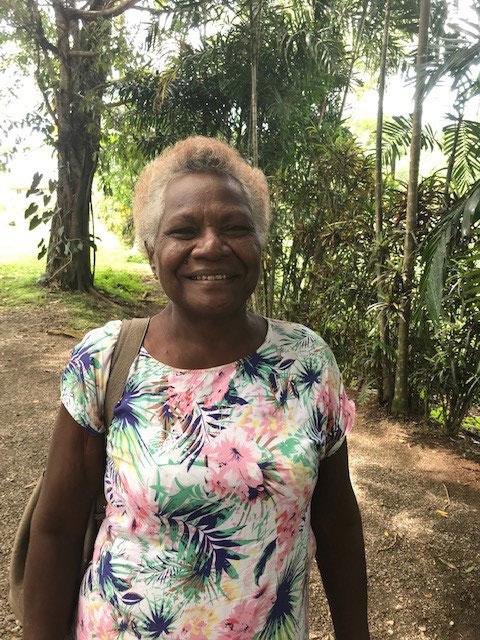 Agnes Titus, Advocacy Coordinator, NCfR