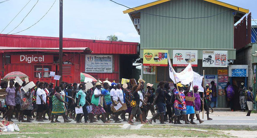 Bougainville-march_IWDA_Our_Voice_IWD19