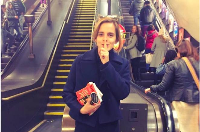 Photo: Emma Watson/Instagram