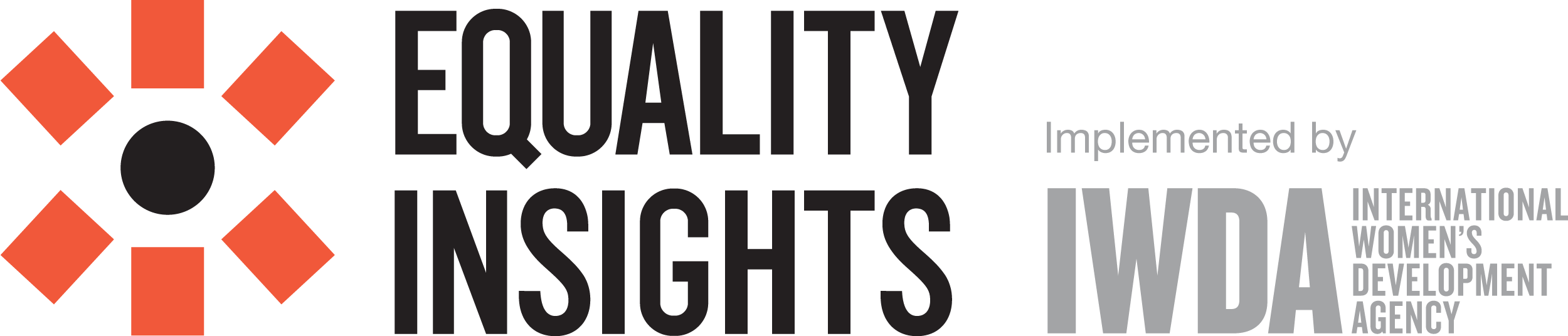 Equality Insights - implemented by IWDA