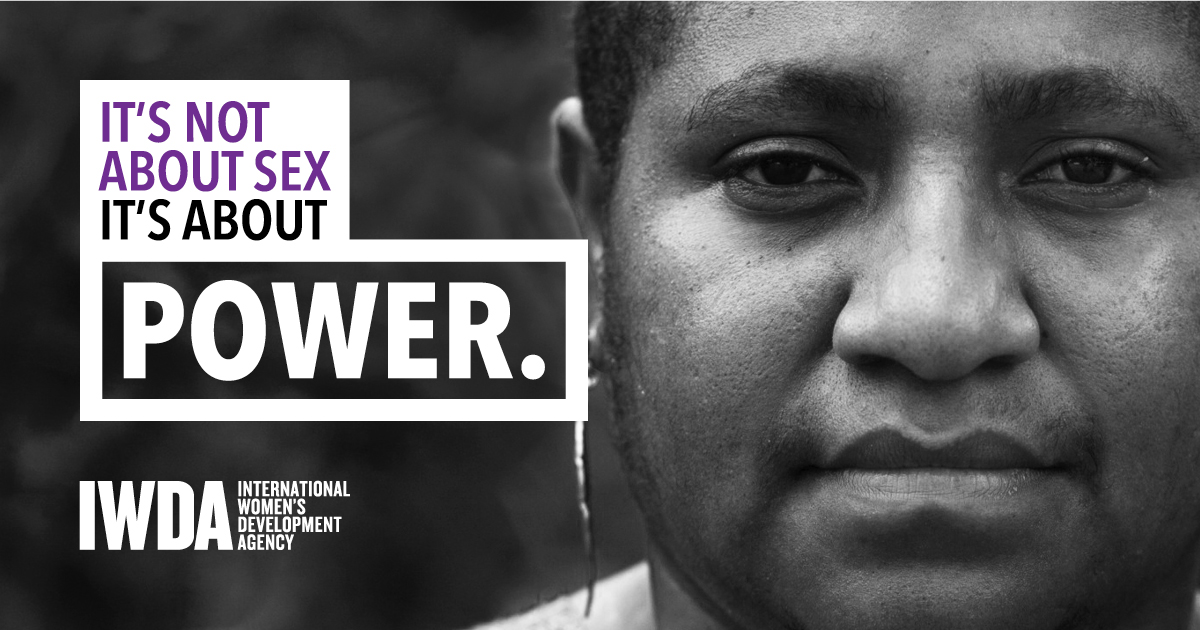 Make a tax-deductible donation to IWDA and help eliminate sexual harassment and violence.