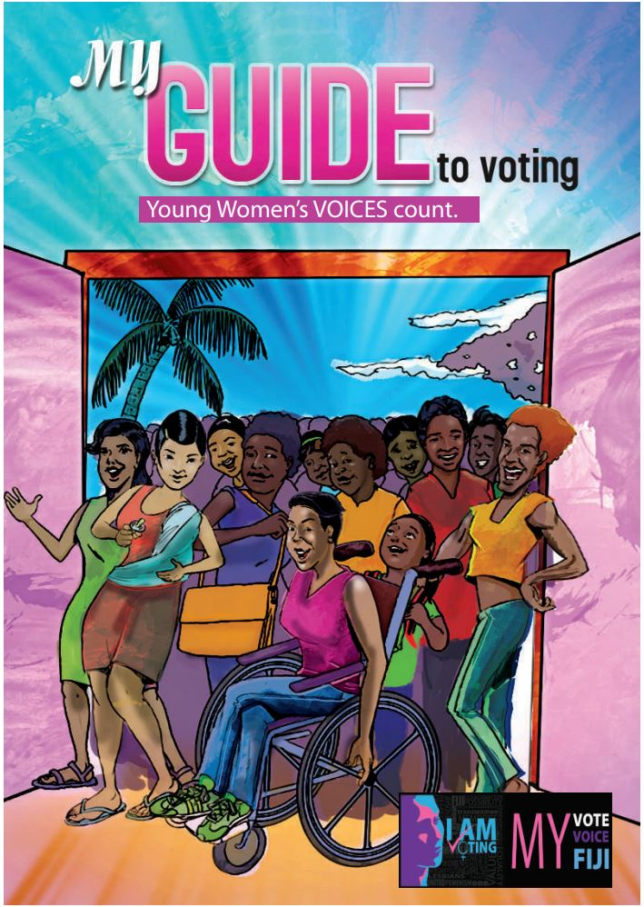 FWRM_My Guide to Voting_Cover Page_IWDA website