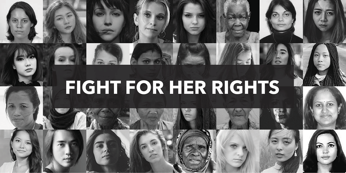 Fight For Her Rights