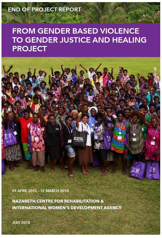 From Gender Based Violence to Gender Justice and Healing