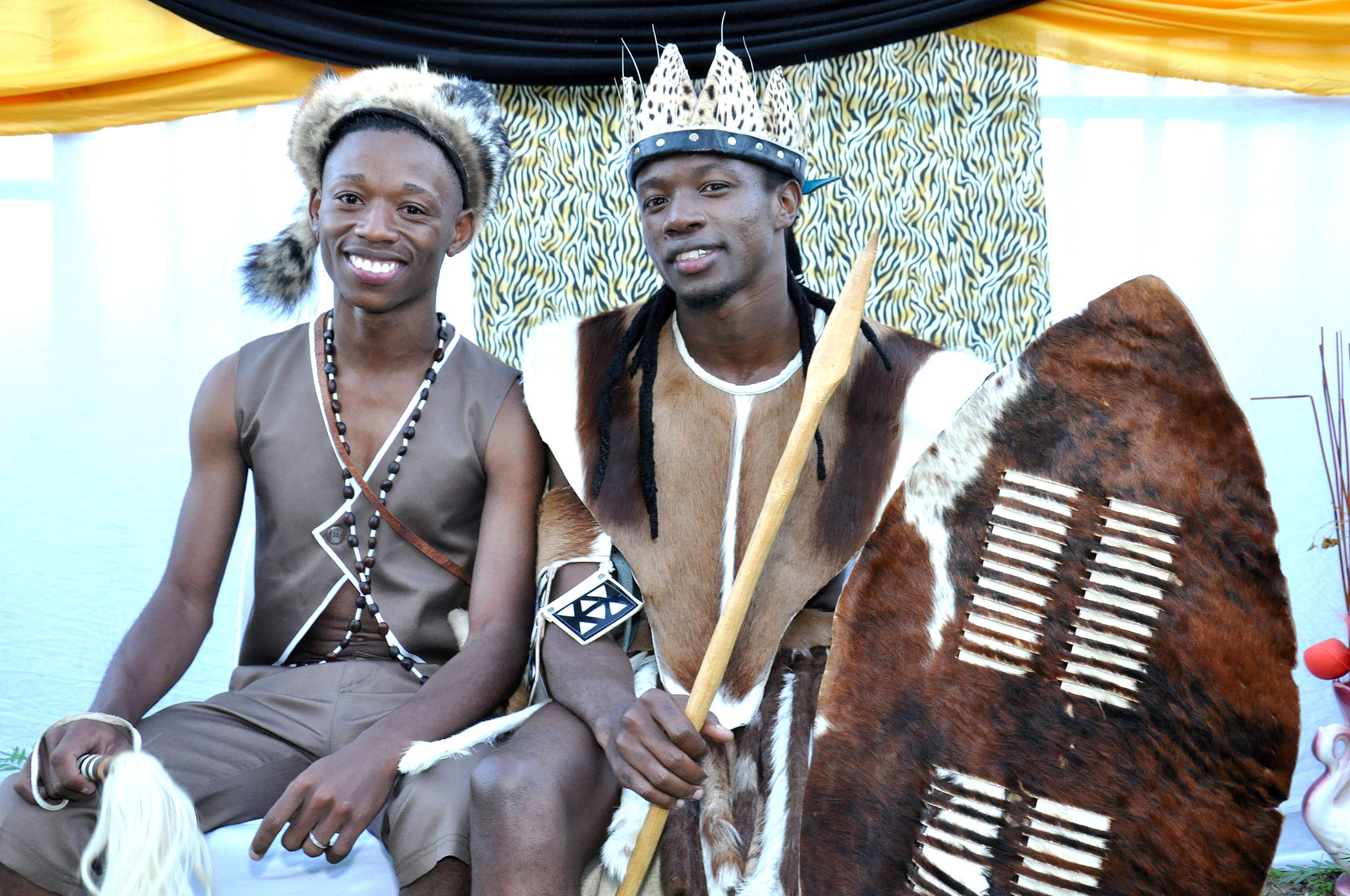 Traditional African Gay Wedding in SA