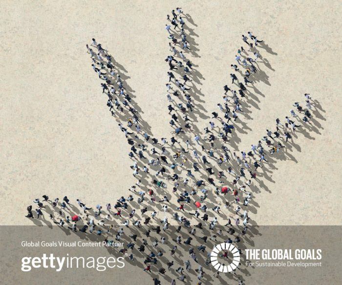 Global Goals Photo: Getty Images