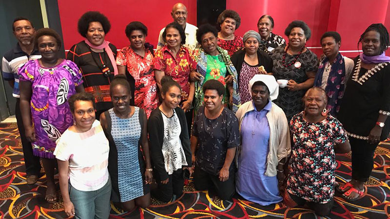 PNG partners CEDAW