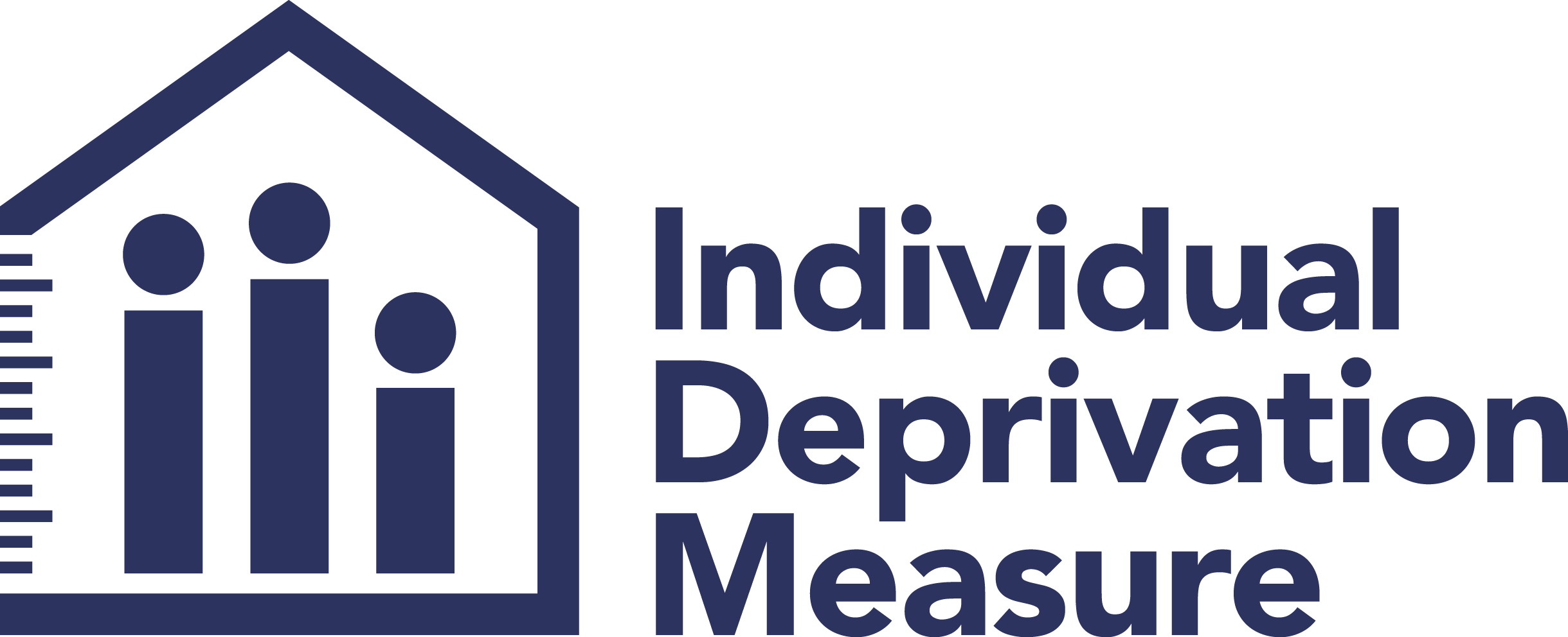 Image of the Individual Deprivation Measure logo
