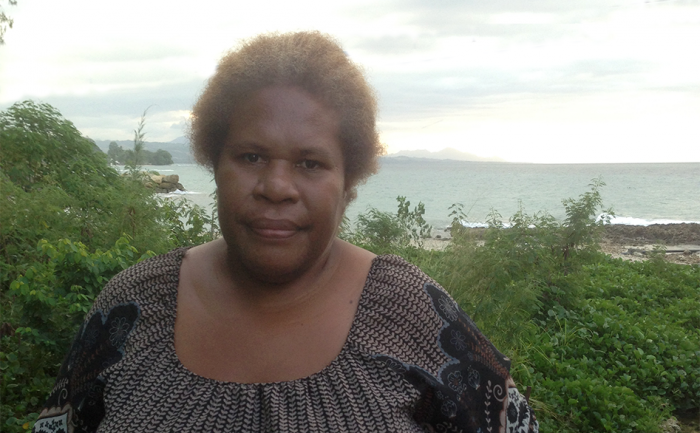 Lynffer Wini-Maltungtung of Family Support Centre. Photo: Sally Barber