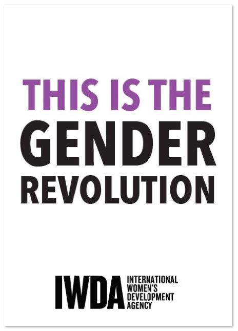 Poster: This is the gender revolution