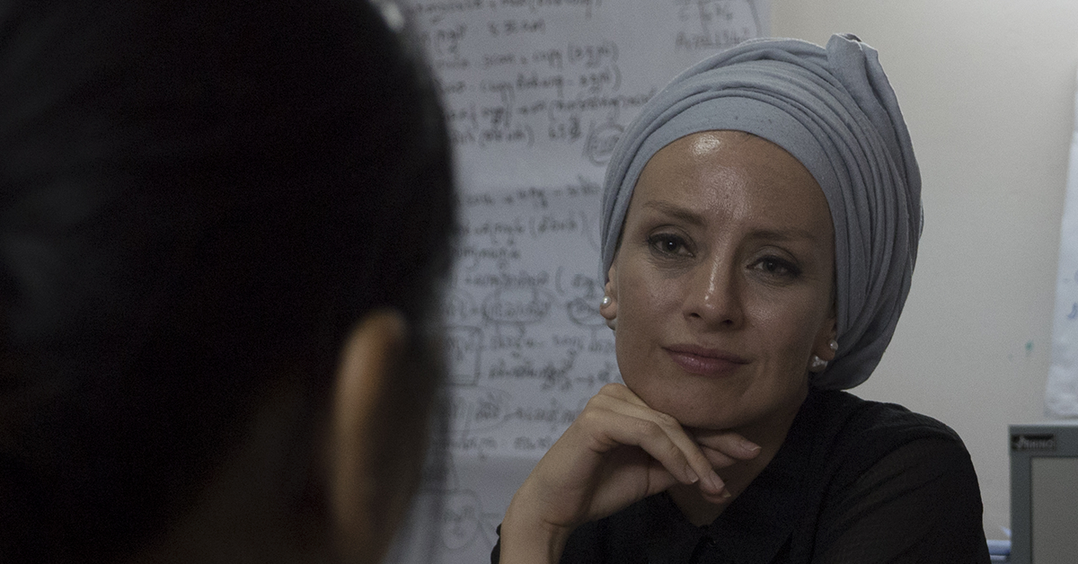 Image of Susan Carland in Cambodia