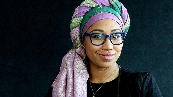 Yassmin Abdel-Magied. Photo: Yassmin Abdel-Magied/ABC