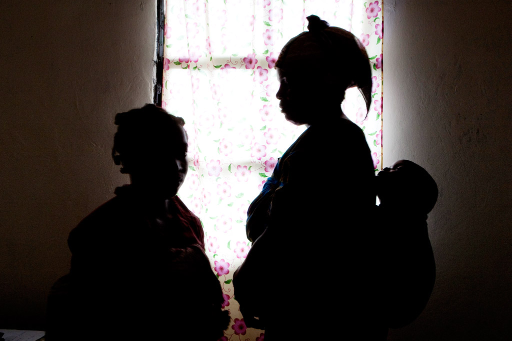 A women's shelter for victims of sexual abuse in Goma. Photo: Marie Frechon/UN Photo