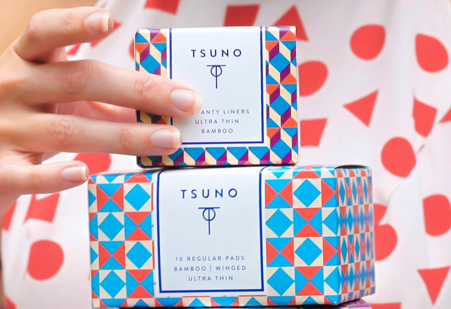 Box of Tsuno pads